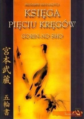 Okładka książki Księga pięciu kręgów Gorin-No Sho