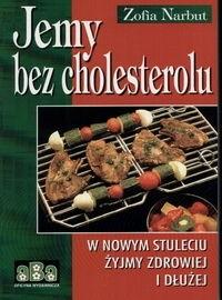 Okładka książki Jemy bez cholesterolu