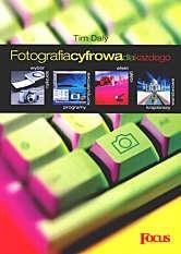 Okładka książki Fotografia cyfrowa dla każdego