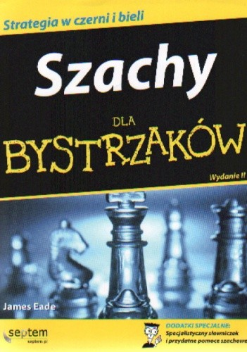 Okładka książki Szachy dla bystrzaków. Wydanie II