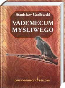 Okładka książki Vademecum myśliwego
