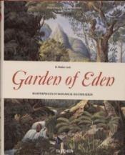 Okładka książki GARDEN OF EDEN