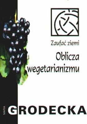 Okładka książki Oblicza wegetarnizmu