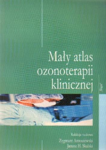 Okładka książki Mały atlas ozonoterapii klinicznej