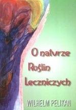 Okładka książki O naturze roślin leczniczych