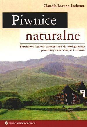 Okładka książki Piwnice naturalne