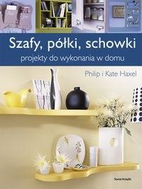 Okładka książki Szafy, półki, schowki