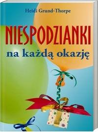 Okładka książki Niespodzianki na każdą okazję