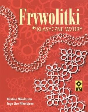 Okładka książki Frywolitki. Klasyczne wzory