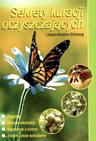 Okładka książki Sekrety kuracji oczyszczających