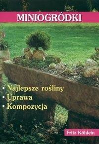 Okładka książki Miniogródki