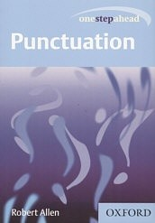 Okładka książki Punctuation
