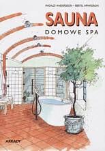 Okładka książki Sauna. Domowe Spa