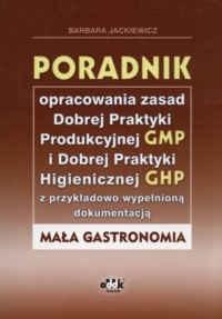 Okładka książki Mała gastronom. Poradnik