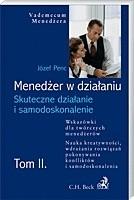 Okładka książki Menedżer w działaniu T. 2