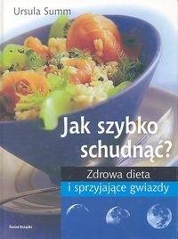 Okładka książki Jak szybko schudnąć?