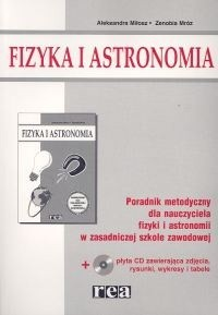 Okładka książki Fizyka 1-3. Fizyka i astronomia. Poradnik metodyczny. Szkoła średnia