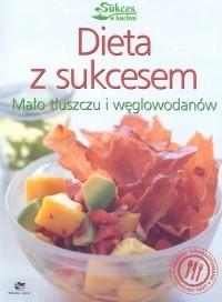 Okładka książki DIETA Z SUKCESEM