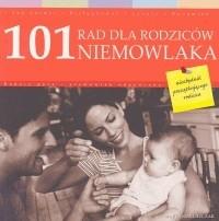 Okładka książki 101 rad dla rodziców niemowlaka