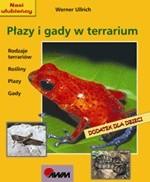 Okładka książki Płazy i gady w terrarium