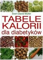 Okładka książki Tabele kalorii dla diabetyków