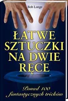 Okładka książki Łatwe sztuczki na dwie ręce