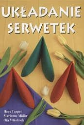 Okładka książki Układanie serwetek