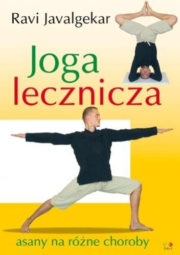 Okładka książki Joga lecznicza