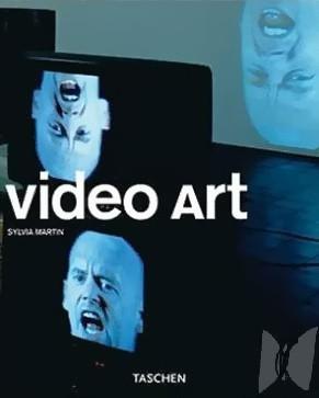 Okładka książki Video Art