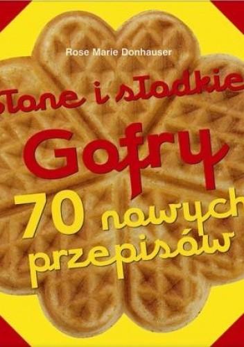 Okładka książki Słone i słodkie gofry