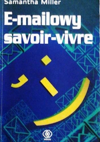 Okładka książki E-mailowy savoir-vivre