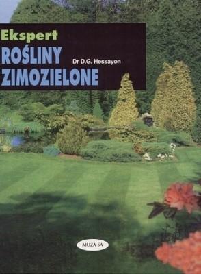 Okładka książki Rośliny zimozielone