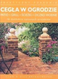Okładka książki Cegła w ogrodzie