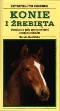 Okładka książki Konie i źrebięta