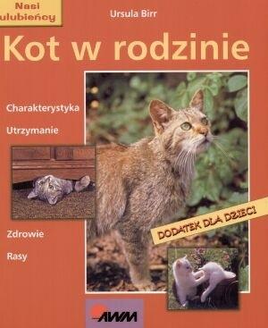 Okładka książki Kot w rodzinie