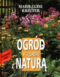 Okładka książki Ogród w zgodzie z naturą