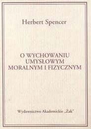 Okładka książki O wychowaniu umysłowym moralnym i fizycznym