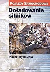 Okładka książki Doładowanie silników