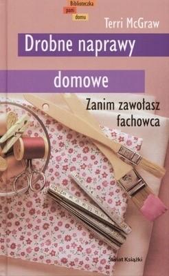 Okładka książki Drobne naprawy domowe