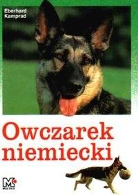 Okładka książki Owczarek niemiecki