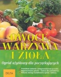 Okładka książki Owoce warzywa i zioła
