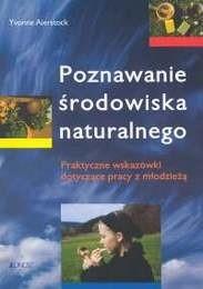 Okładka książki Poznawanie środowiska naturalnego