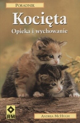 Okładka książki Poradnik hodowcy. Kocięta