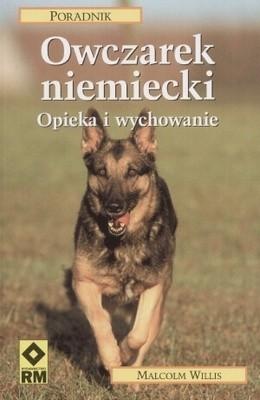 Okładka książki Poradnik hodowcy. Owczarek niemiecki