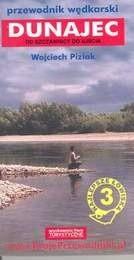 Okładka książki Przewodnik wędkarski Tom 3 Dunajec