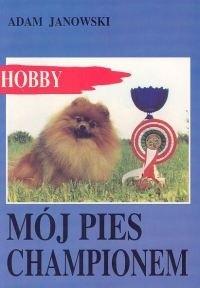 Okładka książki Mój pies championem
