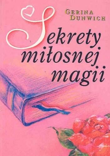 Okładka książki Sekrety miłosnej magii