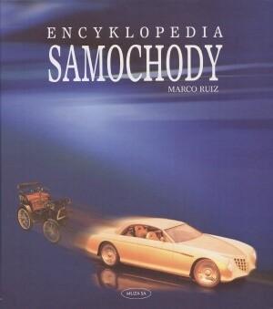 Okładka książki Samochody. Encyklopedia