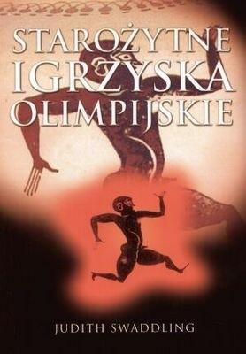 Okładka książki Starożytne igrzyska olimpijskie