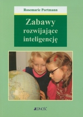 Okładka książki Zabawy rozwijające inteligencję